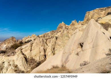 Göreme National Park and the Rock Sites of Cappadocia in Nevsehir Province.