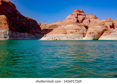National Parks scenery in USA