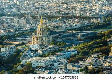 The National Residence of the Invalids or Hotel des Invalides is a complex of buildings in the 7th arrondissement of Paris, France, containing military museums and monuments