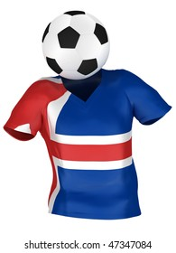 National Soccer Team of Iceland   All Teams Collection  