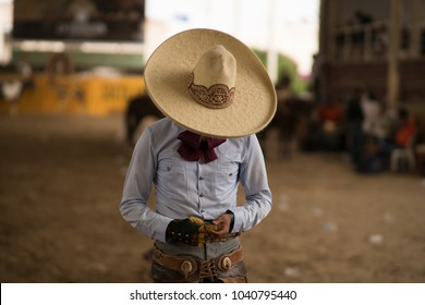 the charrería is the national sport of Mexico