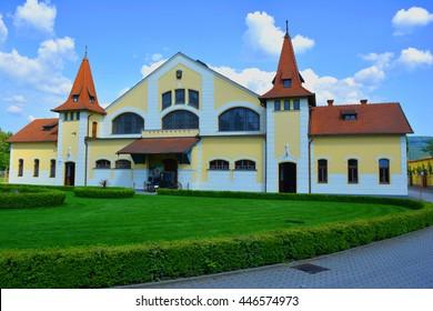National Stud Farm ,Topolcianky, Slovakia.National center for breeding and cultivation of horses in Slovakia.