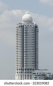 National style skyscraper in Bangkok, Thailand