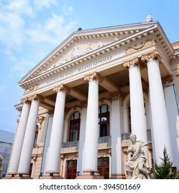 National Theatre in Oradea, Romania