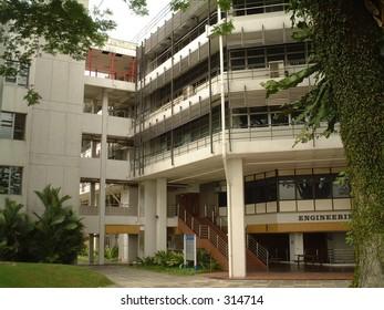 National University of Singapore Campus