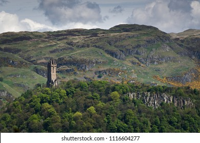 The National Wallace Monument, Stirling, Scotland