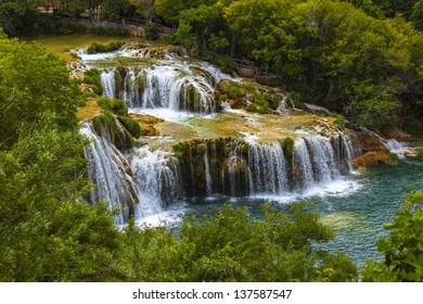 Nationalpark Krka (Kroatien, Dalmatien)