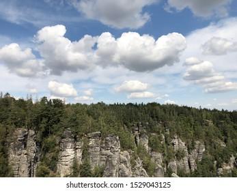Nationalpark Sächsische Schweiz in Deutschland