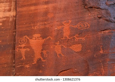 Native American rock art can be found throughout Utah. In fact, Utah is home to hundreds of thousands of individual examples of rock art.