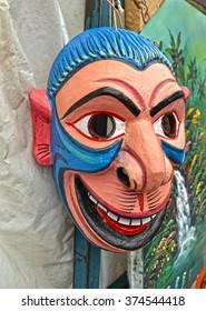 native crafts mask