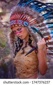 einheimische Kostüme