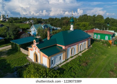 Nativity of Christ Church in Suzdal, Russia