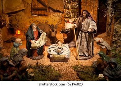 Fotos Del Nacimiento De Navidad.Fotos Imagenes Y Otros Productos Fotograficos De Stock