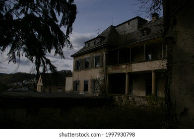 Natur fotografie. Tiere himmel Lost place  - Shutterstock ID 1997930798