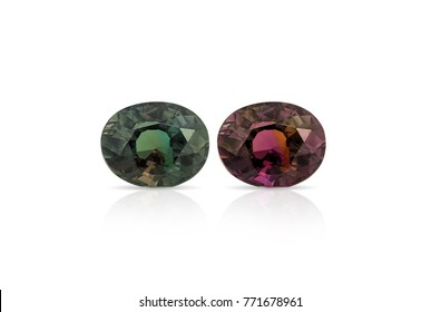 Natural Alexandrite gemstone