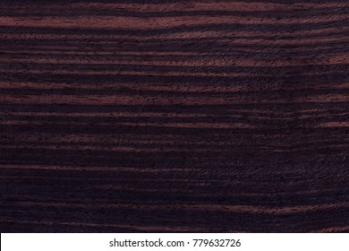 Natural background and texture of Ebony wood for decorative furniture surface