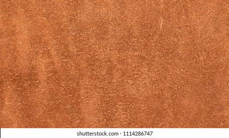 Natural beautiful suede texture. Suede background. View from above