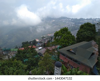 THE NATURAL BEAUTY OF KALIMPONG,INDIA