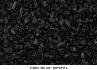 Natural black coals for background,It can be used as a fuel for coal industry.