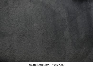 Natural black marble