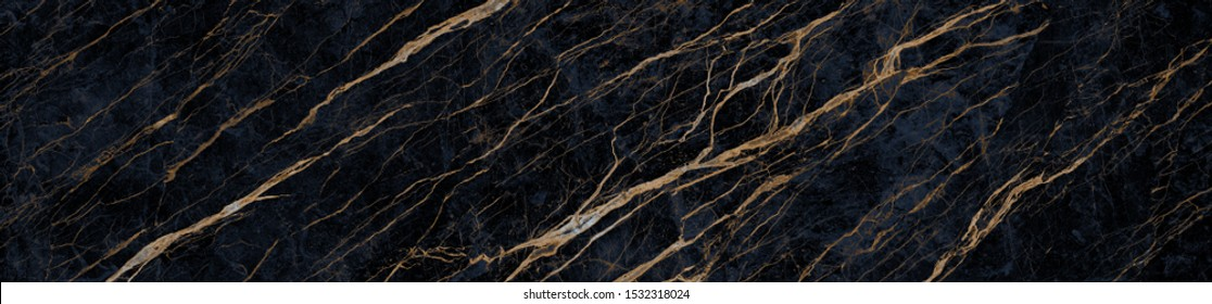 natural black marble texture background with high resolution, black marble with golden veins, Black marble natural pattern for background, granite slab stone ceramic tile, rustic matt marble texture.
