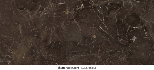 natural black marble texture background with high resolution, black marble with golden veins, brown marble natural pattern for background, granite slab stone ceramic tile, rustic matt texture.