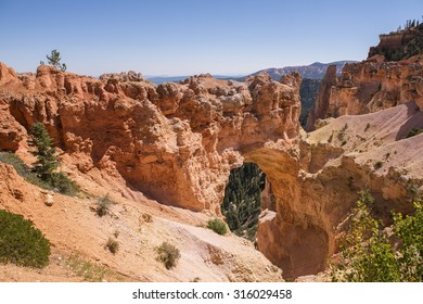 Natural Bridge, Bryce Canyon National Park, Utah