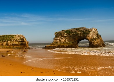 natural bridges state beach santa cruz