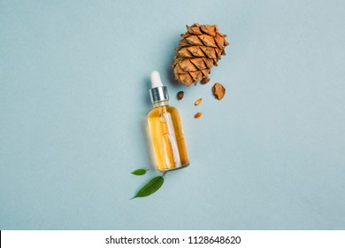 Natural cedar oil Homeopathic oils, dietary supplements for intestinal health, skin care.