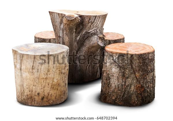 Photo de stock de Chaise naturelle et table pour le ...