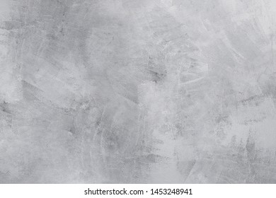 Natural color cement wall Giving a feeling of modern taste,  gray color old wall - Shutterstock ID 1453248941