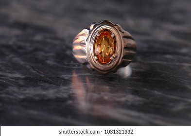 Natural Color Yellow Topaz