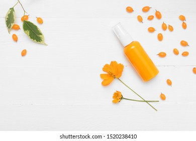 Natural cosmetic product.