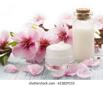 natural cosmetics, fresh as Spring