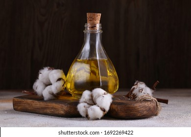 natural cottonseed oil for healthy food