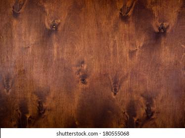 natural dark brown wood background