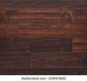 Natural dark wood texture background. walnut Wood background