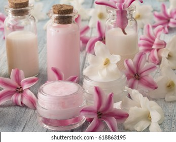 natural floral cosmetics, fresh as Spring