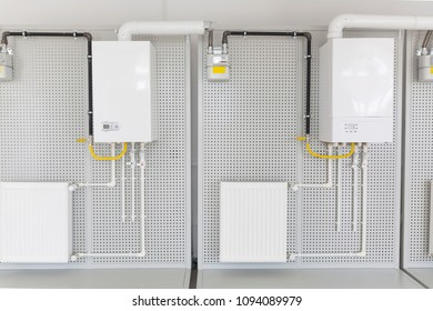 natural gas boiler systems and honeycombs, training in air conditioning