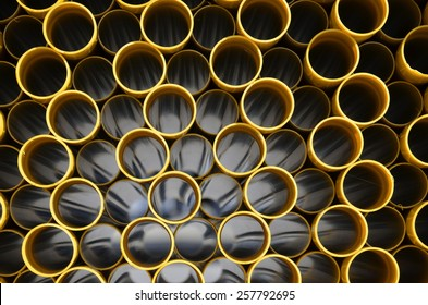 Natural gas pipes