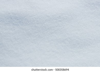 Natural genuine winter snow surface texture.