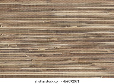 Natural grasscloth wallcovering texture.