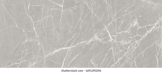 Natural gray marble stone texture