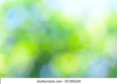 natural green background
