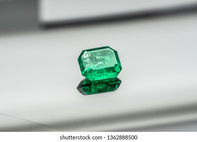 Natural Green Emerald