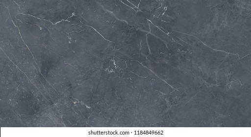 natural grey pattern of marble background, Surface rock gray stone with a pattern of Emperador marbel, Close up of abstract texture with high resolution, polished quartz slice mineral for exterior.