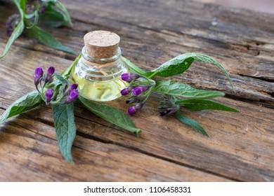 natural healing oil