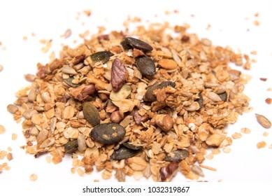 natural, healthy breakfast cereals