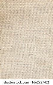 Natural hemp fibers, vertical weaving, beautiful smooth texture for the background
