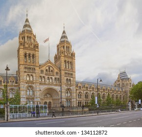 The Natural History Museum is one of the largest museums in London